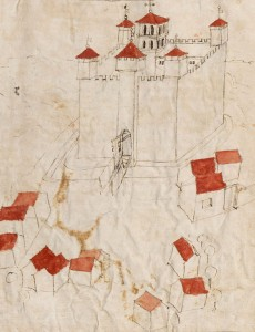 Armorial de Revel, France (Auvergne), 1456. BNF